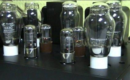 Ламповый усилитель PP-2A3