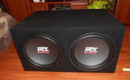 Продам сабвуфер MTX audio