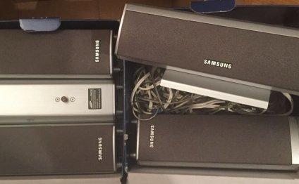 Samsung колонки для домашнего