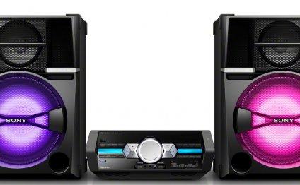 Sony SHAKE-66D - аудиосистема