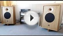 HI-FI & HIGH END SHOW 2014 (колонки Князева)
